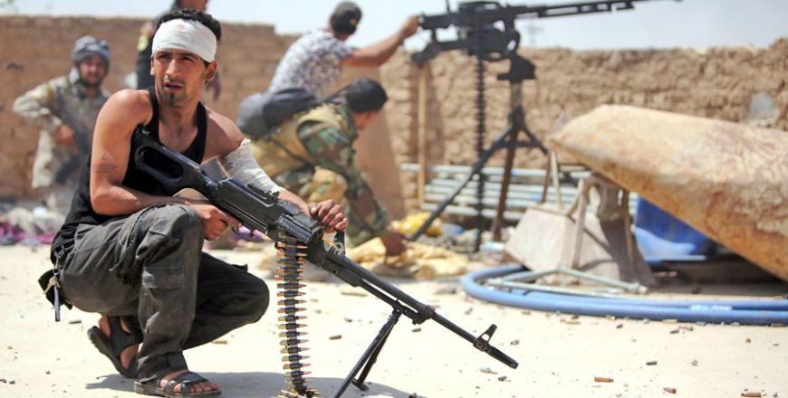 krig mod islamisk stat