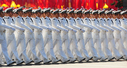 Chinese Honor Guard