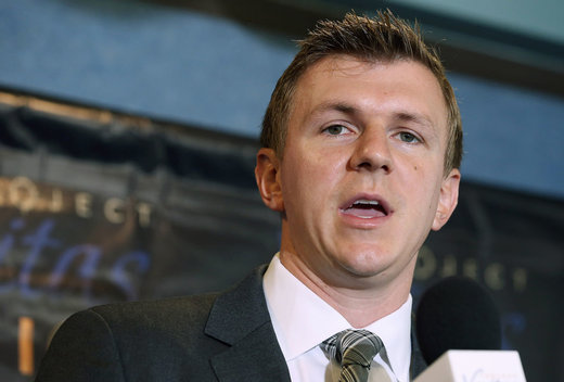 James O'Keefe fra Projekt Veritas siger det fint: Mainstream medierne er et 'korrupt pak' (VIDEO)