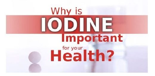 iodine for health