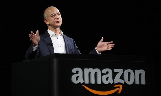 Jeff Bezos income inequality