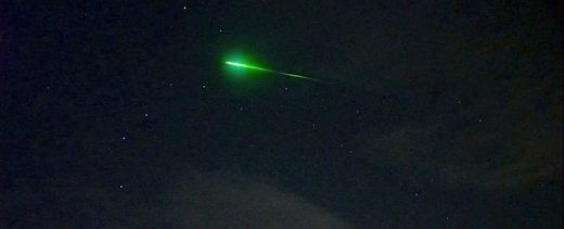 green fireball