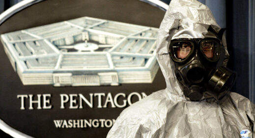 Pentagon bio-weapons