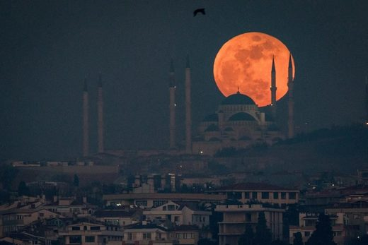 supermoon turkey