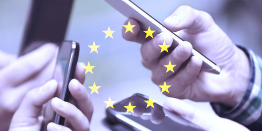 EU mobile internet law