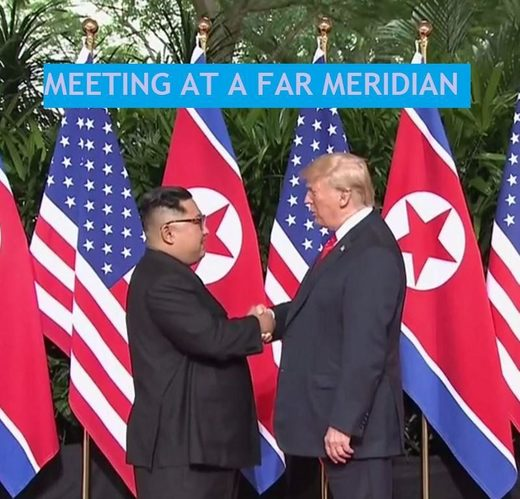 rocket men trump kim meeting