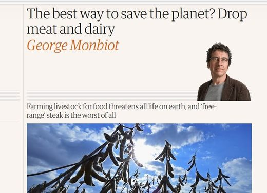 Guardian George Monbiot