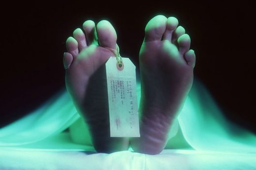 woman found alive mortuary