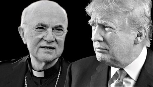 archbishop vigano trump letter